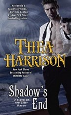 Cover for Shadow's End by Thea Harrison.