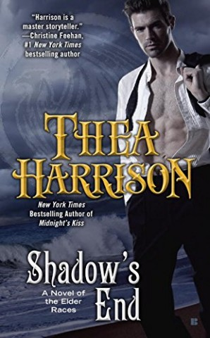 Cover for Thea Harrison's Shadow's End.