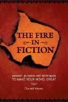 Maass - The Fire in Fiction cover