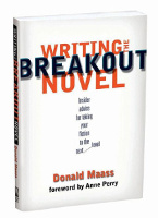 Maass - Writing the Breakout Novel cover