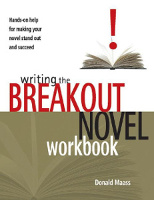 Maass - Writing the Breakout Novel workbook cover