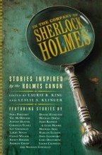 Cover for In the Company of Sherlock Holmes, edited by Leslie Klinger and Laurie King.