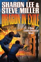 Cover for Dragon Exile by Sharon Lee & Steve Miller.