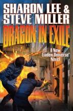 Cover for Dragon Exile by Sharon Lee & Steve Miller.
