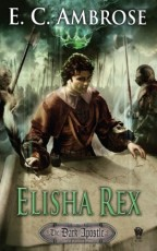 Cover for Elisha Rex by E.C. Ambrose.