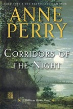 Cover for Corridors of the Night by Anne Perry.