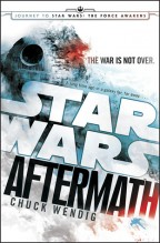 Cover for Star Wars: Aftermath by Chuck Wendig.