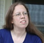 Photo of author Ruthanna Emrys.