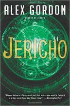 Cover for Jericho by Alex Gordon.