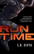 Cover for Runtime by S.B. Divya