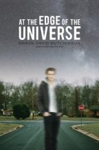 Cover for At the Edge of the Universe by Shaun David Hutchinson.
