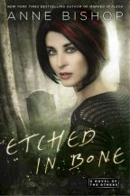 Cover for Etched in Bone by Anne Bishop, a book in the Others series