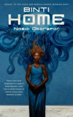 Cover for Binti: Home by Nnedi Okorafor.