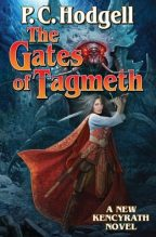 Cover of Gate of Tagmeth by P.C. Hodgell.