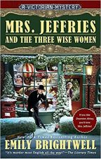 Cover of Mrs. Jeffries and the Three Wise Women by Emily Brightwell.