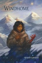 Cover of Windhome by Kristin Landon.