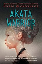 Cover of Akata Warrior by Nnedi Okorafor.