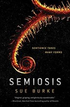 Cover of Semiosis by Sue Burke.