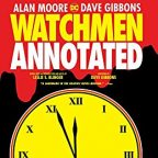 Cover of Watchmen: The Annotated Edition by Leslie S. Klinger.