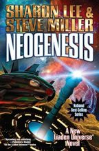 Cover of Neogenesis by Sharon Lee and Steve Miller.