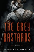 Cover of The Great Bastards by Jonathan French.