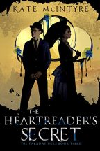 Cover of The Heartreader's Secret by Kate McIntyre.