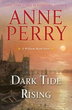 Cover of Dark Tide Rising by Anne Perry.
