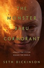 Cover of The Monster Baru Cormorant by Seth Dickinson.