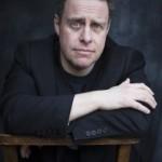Photo of author Paul Cornell. Copyright Lou Abercrombie.