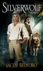 Cover for Silverwolf by Jacey Bedford.
