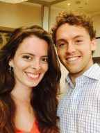 Photo of authors Austin Siegemund-Broka and Emily Wibberley