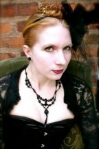 Author photo of Leanna Renee Hieber.