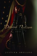 Cover of Dread Nation by Justina Ireland.